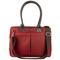 BOLSO PARA MUJER CITY CHIC LAPTOP 14 PERFECT CHOICE ROJO  PC-083412 PERFECT CHOICE