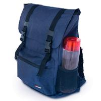 BACKPACK HOPPER TECHZONE INSPIRATION COLOR AZUL TECH ZONE